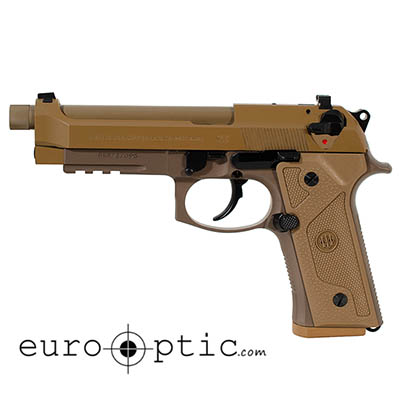 Beretta 90 Series M9A3-G 9mm Pistol JS92M9A3GM