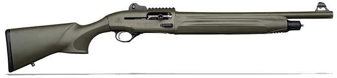 "Beretta 1301 Tactical OD Green 12GA 18.5"" OBHP Shotgun J131T18G"