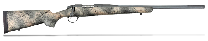 "Bergara Premier Highlander Rifle 300 PRC Threaded Barrel 24"" BPR23300PRC"