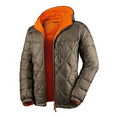 Blaser Men 's Adrian Down Jacket (Reversible) MD BAOJMADO