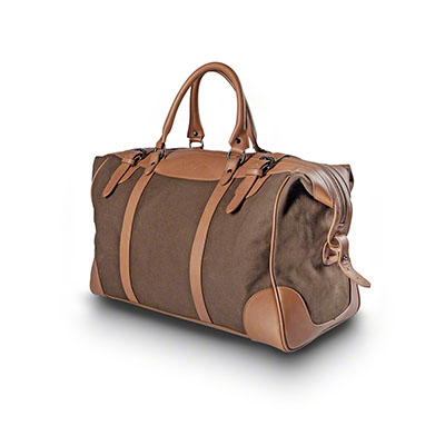Blaser Leather/Twill Weekender BAO002