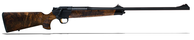 Blaser R8 Jaeger Grade 9 Black Right Hand 375 HH with sights - SN: RR037078