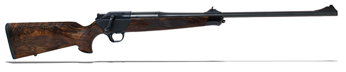 Blaser R8 Jaeger Grade 9 Black Right Hand 375 HH with sights - SN: RR037079
