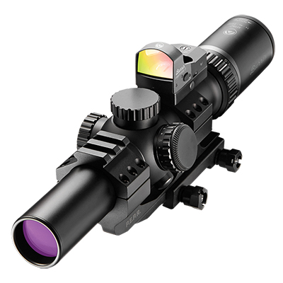 Burris MTAC 1-4x24mm PEPR Ballistic AR Scope Combo 200426-FF