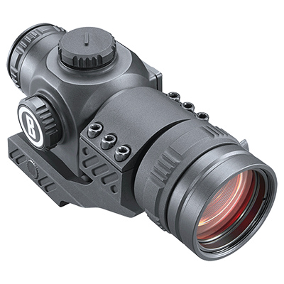Bushnell 1x32 AR Optics Black Red Dot Multireticle 30mm Ring Box 5L ET71X32