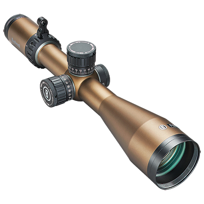 Bushnell Forge 2.5-15x50 SFP Terrain Exposed Locking Turrets w/ Zero-Stop Riflescope RF2155TS1