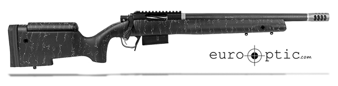 "Christensen Arms B.A. Tactical VTAC .308 Win 16"" Black W/Gray Webbing Rifle CA10271-488481"