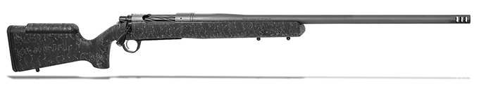 "Christensen Arms Mesa Long Range 300 Win Mag 26"" 1:10"" Black/Gray Webbing 801-02004-00"