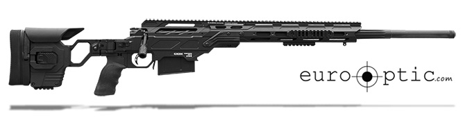 Cadex Patriot Lite .338 Lapua Black Rifle CDX33-LITE-338-27