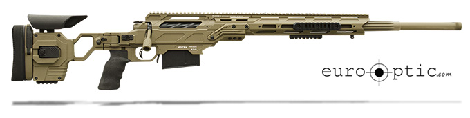 Cadex Patriot Lite .338 Lapua Tan Rifle CDX33-LITE-338-27
