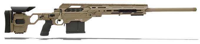 "Shadow rifle Tan, .408CT, 29"" 40 MOA CDX40-DUAL-408-29"