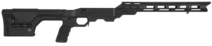 "Cadex Defense Field OT Black Chassis for Remington 700 Short Action DSSF 3.055"" Mag. STKFOT-REM-RH-SA-BLK"