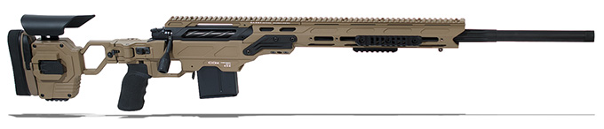 "Cadex Guardian Lite rifle, 6.5 Creedmoor, 26"" MPN CDX30-LITE-6.5-26"