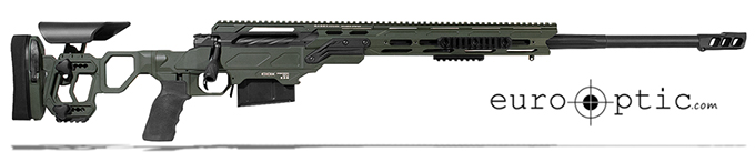 "Cadex Patriot Tac .338 LM 27"" OD Green Rifle CDX33-TAC-338-27"