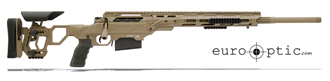 "Cadex Patriot Tac Tan Rifle 300NM 24"" 20MOA CDX33-TAC-3NM-24"