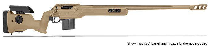 "Cadex Tan Sheepdog Rifle .308 26"" 20MOA CDXR7-SPDG-308-26"