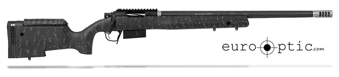 "Christensen Arms B.A. Tactical .223 Rem 22"" Black W/Gray Webbing Rifle CA10270-D83181"
