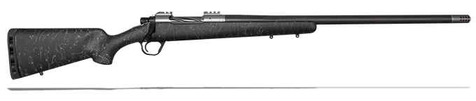 "Christensen Arms Classic II .270 Win 24"" Black W/Gray Webbing Rifle CA10264-E14411"