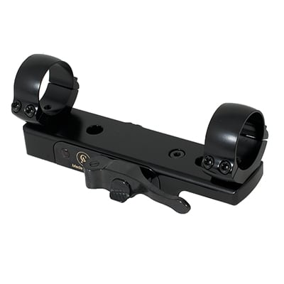 "Contessa Quick Tactical Detachable Mount Picatinny Rail 1""  (.68 Inch / 17.5 mm Height) Rings.  MPN SBP01-SP05"