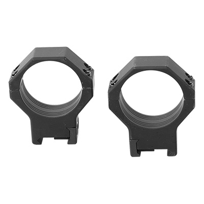 "Contessa 40mm Light Picatinny (1.25"" Height) Rings LPR04/B"