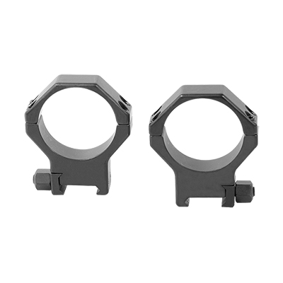 Contessa Set Pair of Picatinny 40 mm (14.5 mm Height) Rings SPP05