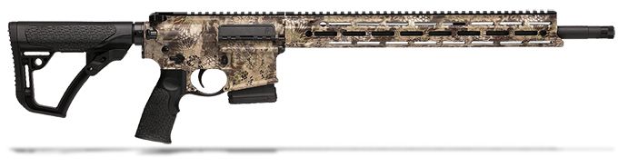 "Daniel Defense DDM4 Ambush 5.56 NATO 18"" 1:7 Kryptek Highlander Rifle 02-110-02095"