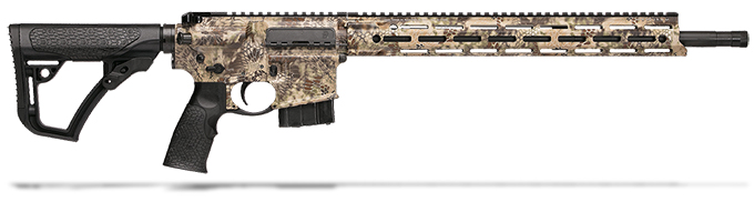 "Daniel Defense DDM4 Ambush 6.8 SPC 18"" 1:11 Kryptek Highlander Rifle 02-110-07137"
