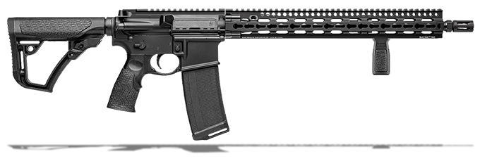 "Daniel Defense DDM4V11 5.56mm NATO 16"" 1:7 Black Rifle 02-151-20026-047"