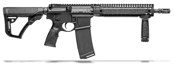 "Daniel Defense DDM4V4 S 5.56 NATO 11.5"" 1:7 Black Rifle 02-088-11034"