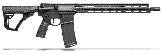 "Daniel Defense DDM4V7 5.56mm NATO 16"" 1:7 Black Rifle 02-128-02081-047"