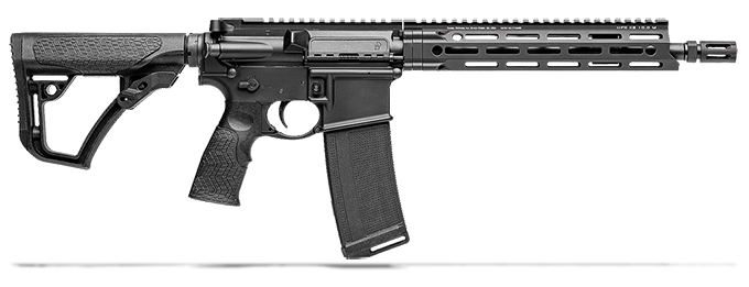 "Daniel Defense DDM4V7 S 5.56 NATO 11.5"" 1:7 Black Rifle 02-128-07344-047"