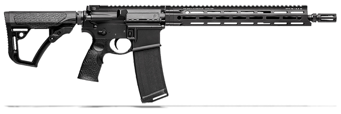 "Daniel Defense DDM4V7 SLW 5.56mm NATO 14.5"" 1:7 Black Rifle 02-128-15049-047"