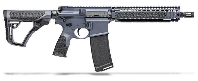 "Daniel Defense MK18 5.56 NATO 10.3"" 1:7 Tornado Grey Rifle 02-088-05192"