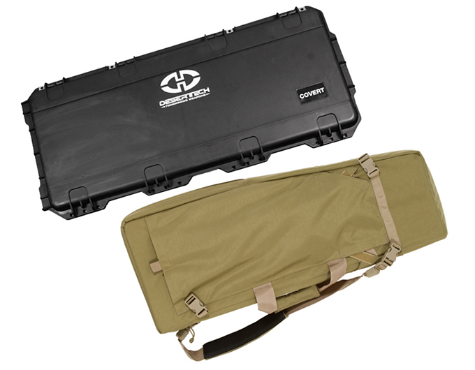 Desert Tech SRS COVERT Hard/Soft Case Combo MPN CAS-COVERT-COMBO-A