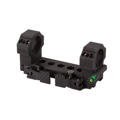 FN Ballista QD Mount Blk 30mm 3703036001