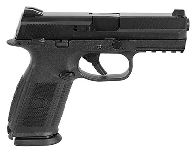 FNS-9 MS Blk/Blk (3) 17rd 66925