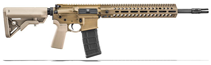 "FN 15 Tactical Carbine FDE P-LOK 16"" 36312-07"
