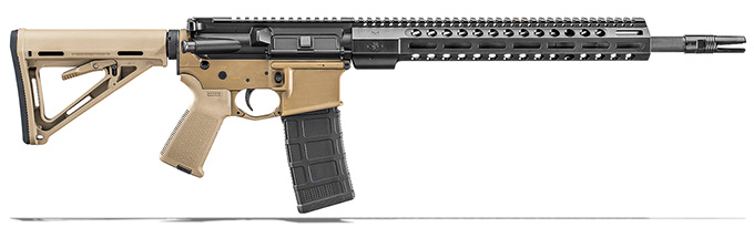 "FN 15 Tactical Carbine II FDE/BLK 16"" 36312-09"
