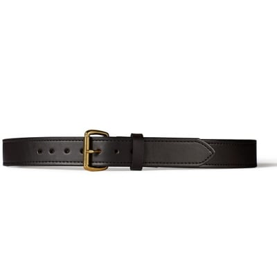 "Filson Brown 1 1/2"" Double Belt  FIL-63215-Brown"