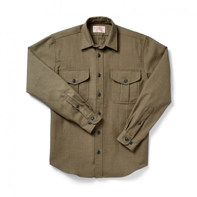 Filson Northwest Wool Shirt Forestry MD 10707