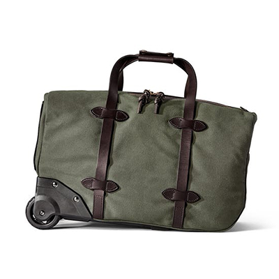 Filson Rolling Duffle - Small Dark Green  20002694