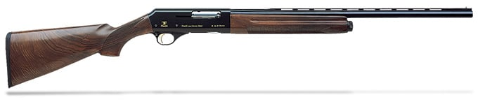"Franchi 48 AL Deluxe 20ga 2-3/4"" 26"" A-Grade Satin Walnut, Polished-Blue 4+1 Semi-Auto Shotgun 40212"