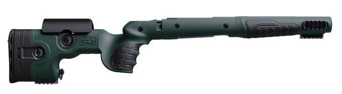GRS Bifrost Remington 700 BDL LA, Green 104122