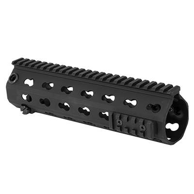 "Heckler Koch MR556 9"" MRS Black Handguard 1002006-01"