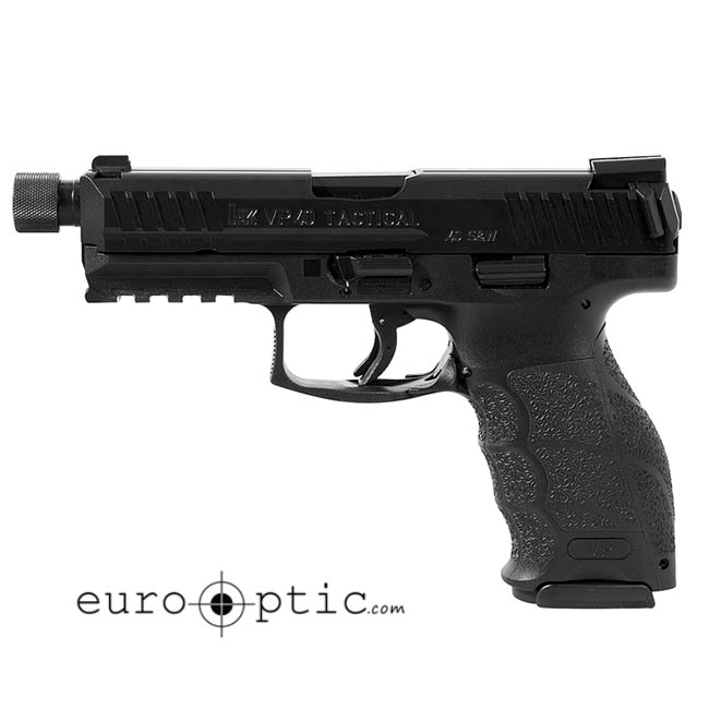 HK VP40 Tactical .40 S&W w/Night Sights Pistol 700040TLEL-A5