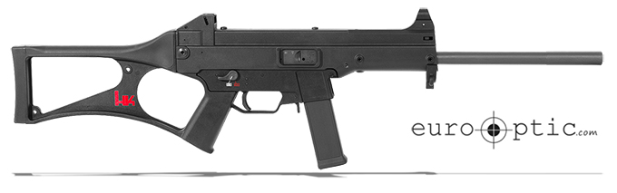 Heckler Koch USC Universal Self-Loading Carbine Semi-Auto Rifle .45ACP (2) 10-Rd Mags, Tool Kit, Sling 701445-A5