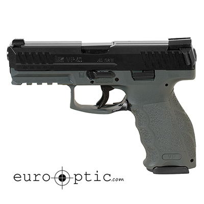 HK VP40 Grey 13rd .40cal Pistol with night Sights