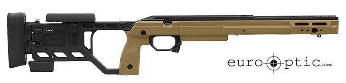 KRG Whiskey-3 Chassis Fixed T3 FDE