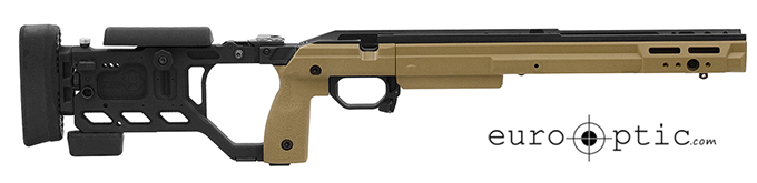 KRG Whiskey-3 Chassis Folding 700LA FDE
