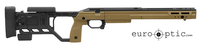 KRG Whiskey-3 Chassis Fixed 700SA FDE